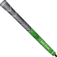 Golf Pride MCC Plus 4 Multicompound Golf Grip Charcoal/Green Standard
