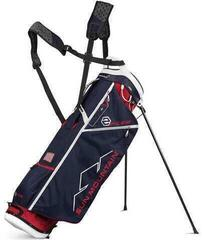 Sun Mountain 2.5+ Red/Navy/White Stand Bag