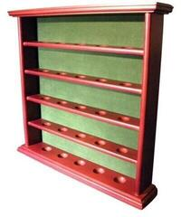 Longridge 25 Ball Wooden Display Rack 25