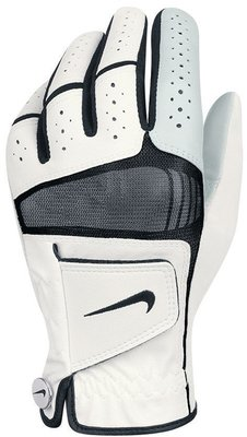 Nike Tech Xtreme IV Mens Golf Glove White/Black RH S