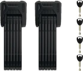 Abus Bordo Granit XPlus 6500/85 Black SH TwinSet