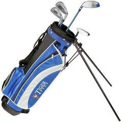 Longridge Junior Tiger Set 4-piece Right Hand Blue 8-11