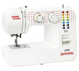 Janome JUNO-J15R Sewing Machine