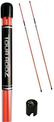 Legend Tour Rodz Alignment Sticks - 2Pc Org