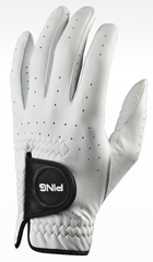 Ping Sensor Sport Mens Golf Glove White