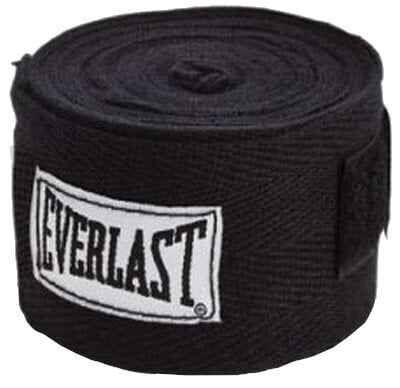 Everlast Handwraps Black 120