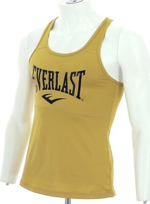 Everlast Tank Top Nuggets/Noir L