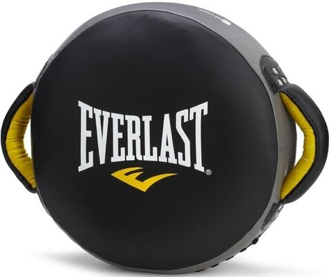 Everlast Punch Shield Leather Black