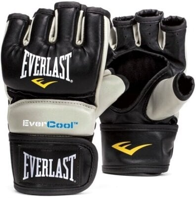 Everlast Everstrike Training Gloves Black/Grey M/L