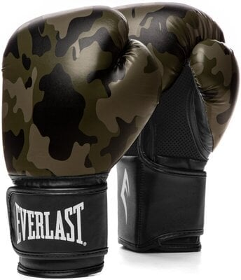 Everlast Spark Gloves Camo 12 oz