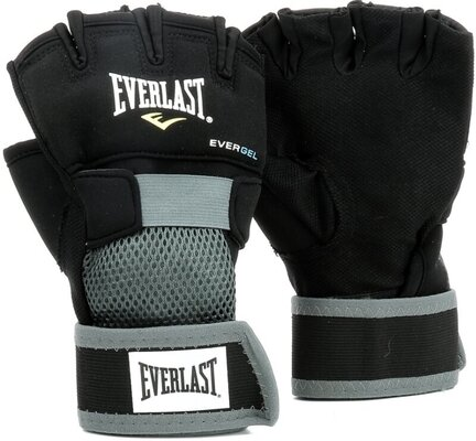 Everlast Evergel Handwraps Black XL