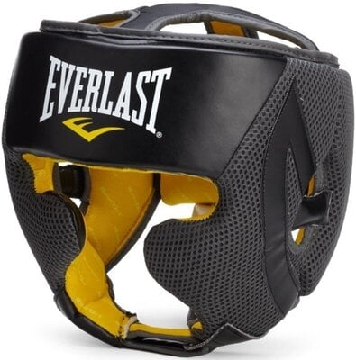Everlast Head Gear C3 Evercool Black/Grey L/XL