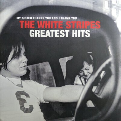 The White Stripes The White Stripes Greatest Hits (2 LP)