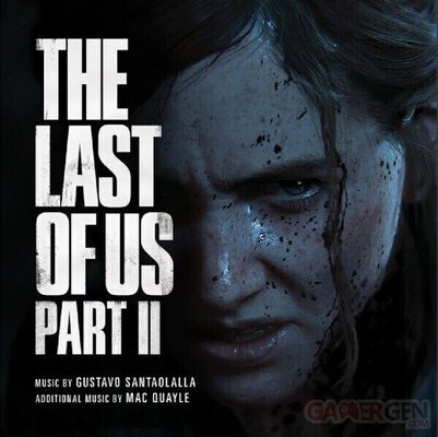 OST The Last Of Us Part II (2 LP)