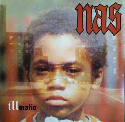 Nas Illmatic (Reissue) (Vinyl LP)