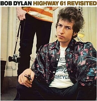 Bob Dylan Highway 61 Revisited (Transparent Coloured) (Vinyl LP)