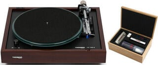 Thorens TD 148 A Walnut Cleaning SET