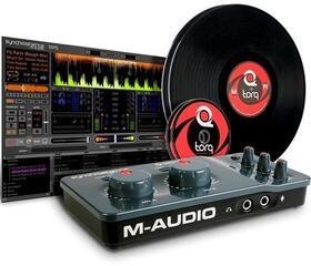M-Audio Torq Conectiv Vinyl-CD Pack