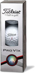 Titleist Pro V1X 3-Ball Pack