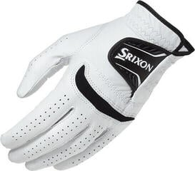 Srixon Leather Glove LH Wht ML