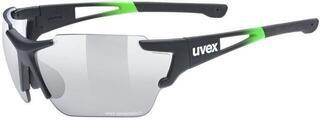 UVEX Sportstyle 803 Race Vm Black/Green Mat