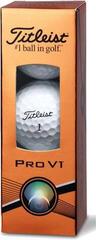 Titleist Pro V1 3B Slv-Np