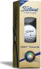 Titleist Nxt Tour S 3-Ball White