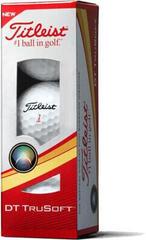 Titleist Dt Trusoft 3-Ball White