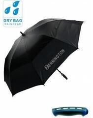 Bennington Wind Vent Umbrella Blk/Blk