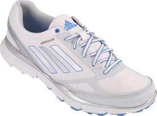 Adidas Adizero Sport 3 Womens Golf Shoes Silver/Blue