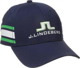 J.Lindeberg Aber Tech Stretch Cap Navy/Purple