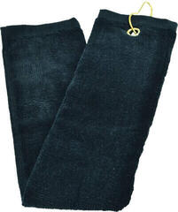 Longridge Three Fold Towel Blk
