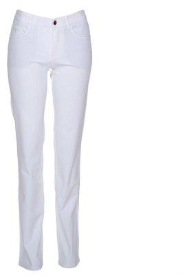 Alberto Alva 3xDRY Cooler Womens Trousers White 34/R