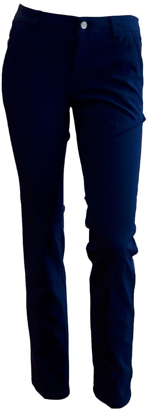 Alberto Alva 3xDRY Cooler Dámské Kalhoty Navy 36/R
