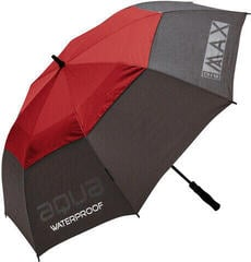 Big Max Aqua UV Umbrella Char/Red