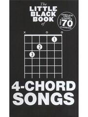 Music Sales The Little Black Songbook: 4-Chord Songs