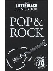 Music Sales The Little Black Songbook: Pop And Rock