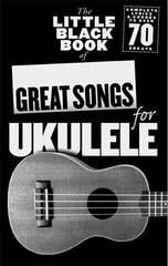 Hal Leonard Great Songs For Ukulele