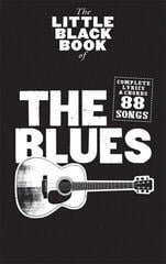 The Little Black Songbook The Blues