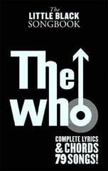 The Who The Little Black Songbook: