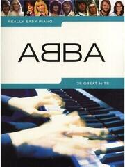 Music Sales Really Easy Piano: Abba