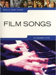 Music Sales Really Easy Piano: Film Songs