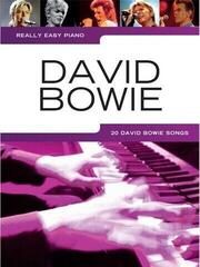 Music Sales Really Easy Piano: David Bowie