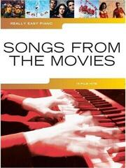 Music Sales Really Easy Piano: Songs From The Movies
