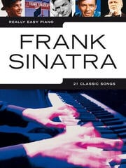 Music Sales Really Easy Piano: Frank Sinatra