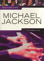Music Sales Really Easy Piano: Michael Jackson