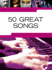 Music Sales Really Easy Piano Collection: 50 Great Songs
