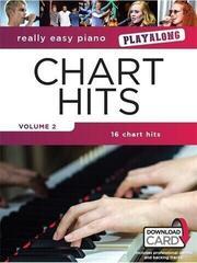 Music Sales Really Easy Piano Playalong: Chart Hits Volume 2