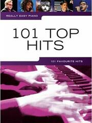 Music Sales Really Easy Piano: 101 Top Hits