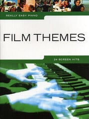 Music Sales Really Easy Piano: Film Themes
